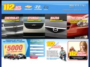 112 Auto Group Website