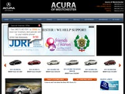 Acura of Westchester – General Sales