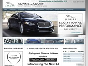 Alpine Jaguar Website