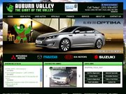 Auburn Valley Kia Website