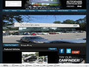 Auto Park Chrysler Jeep Website
