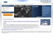 Beaver Dam Ford Website