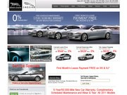 Bergen Jaguar Website