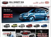 Bill Doraty Kia Website