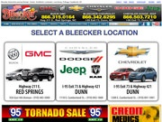 Bleecker GMC/Dodge/Chevy