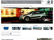 BMW Northwest Website