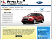 Bowen Scarff Ford in Renton