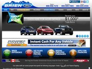 Brien Motors Ford – Hundai Website