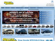Bronx Honda Website