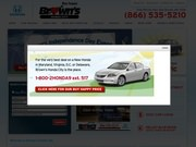 Browns Honda City Used Cars