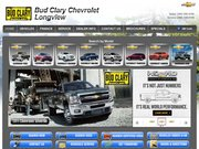 Bud Clary Chevrolet Website