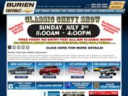 Glen Grant Chevrolet Website