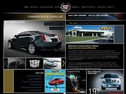 Cadillac Cannon Buick Cadillac Website