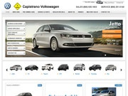 Capistrano VW Website