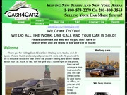 cash4carz.com Website