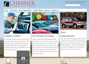 Cherner Isuzu Website