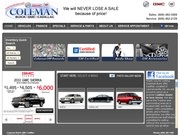 Coleman Buick Pontiac-Gmc – Collision Center