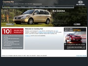 Courtesy Kia Website