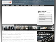 Cutter Mazda of Waipahu Website