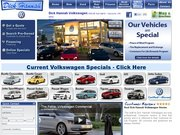 Dick Hannah Volkswagen Website