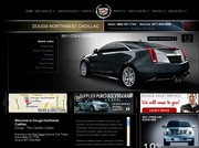 Dougs Northwest Cadilac Hummer Website