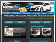 Mazda Lakeshore Mazda Website