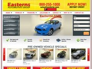 Easterns Auto Expo, Temple Hills Website
