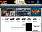 Ed Martin Honda Website