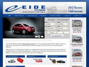 Eide Motors Suzuki Website