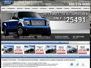 Five Star Ford Website