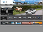 Ford of Ocala Website