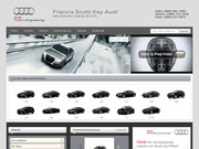 Francis Scott Audi Website
