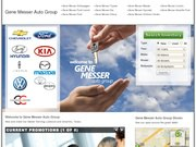 Gene Messer Chrysler Website