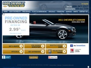 Good Chevrolet – New Car Sales