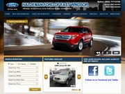 Haldeman Ford of East Windsor Website