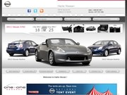 Harte Nissan Used Car Authority Website