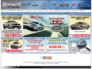 Hassett Chevrolet Website