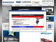 Henderson Ford Lincoln