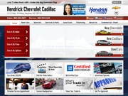Hendricks Chevrolet