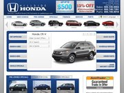 Hillside Honda Website