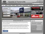 Hyundai of Turnersville Website