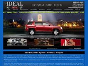 Ideal Buick-GMC-Truck-Hyundai