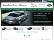 Jaguar Land Rover of Tacoma