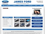 Bay Area Ford  Used Car Website
