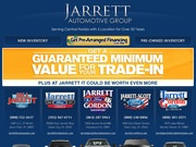 Jarrett Bodiford Ford Website