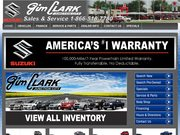 Jim Clark Suzuki Website