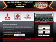 Jim Marsh Chrysler Jeep Website