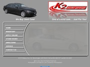 K2 Auto Group Website