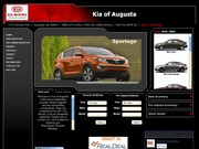 Kia of Augusta Website