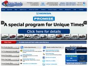 Klein Honda Website